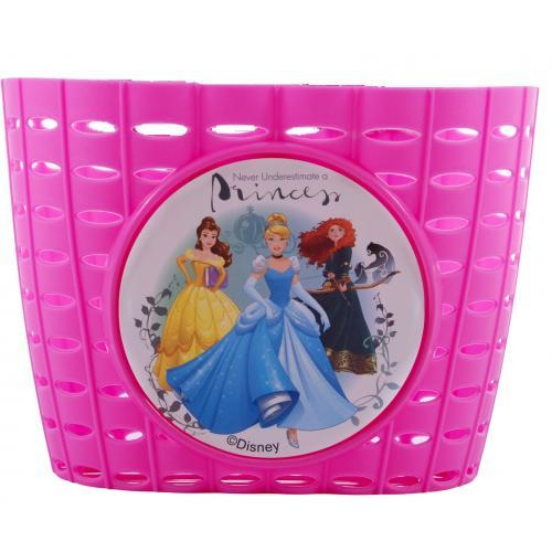 Princesse Disney Filles de panier en plastique rose
