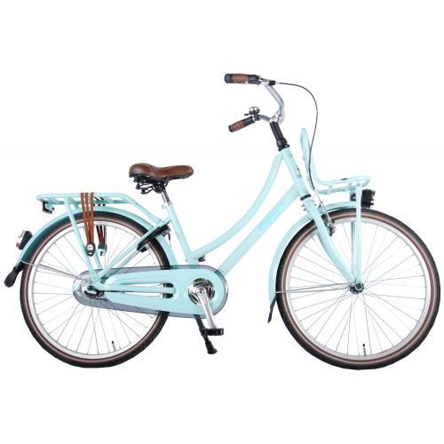 Volare Excellent Vélo pour enfants - Filles - 24 pouces - Bleu menthe - 95% de réduction