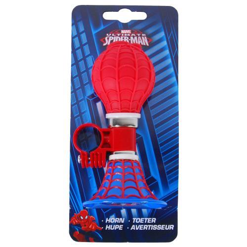 Spider-Man Corne de bicyclette - Garçons - Rouge Bleu