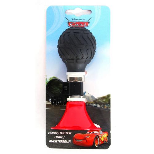 Disney Cars Klaxon de vélo - Garçons - Rouge Noir
