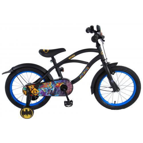Vélo enfants Batman - Garçons - 16 pouces - Noir