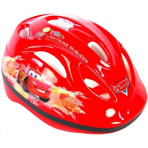 Casque de vélo Disney Cars - Rouge - 51-55 cm