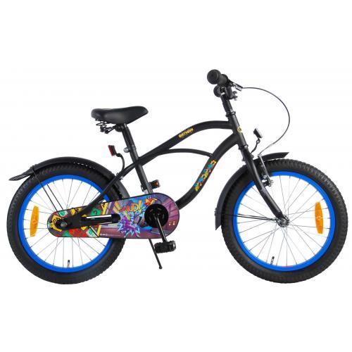 Vélo enfants Batman - Garçons - 18 pouces - Noir