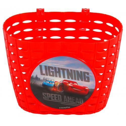 Disney Cars Panier en plastique Garçons Rouge