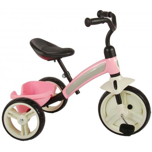 QPlay Elite  Tricycle  Les filles en rose