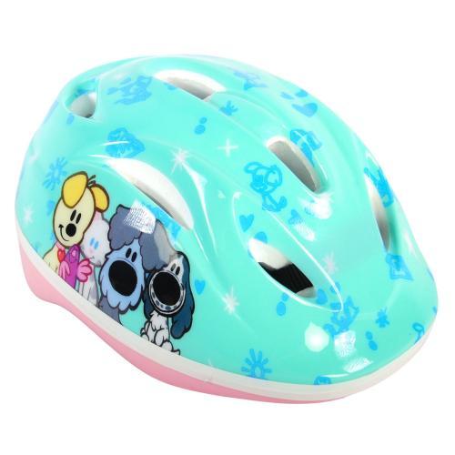Casque de vélo pour enfants Woezel et Pip - Casque de patin à glace 51-55 cm