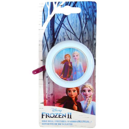 Disney Frozen 2 Bulle de vélo - Filles - Bleu Clair Violet