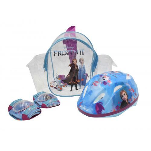 Disney Frozen 2 Ensemble de protection Casque 51-55cm