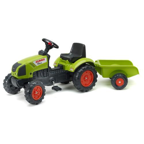 Falk Claas Arion 410 - Garçons - Vert - Tracteur d'escalier