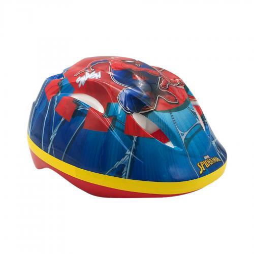 Casque de vélo Marvel Spiderman - Bleu Rouge - 51 - 55 cm