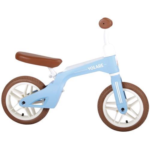 Vélo de marche Volare - Garçons et filles - 10 pouces - Bleu