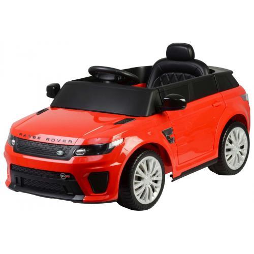 Range Rover Sport SVR - Rouge