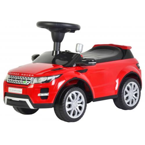 Range Rover Evoque - Voitures de course - Rouge