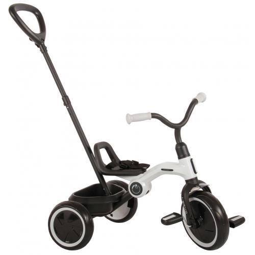 QPlay Tricycle Tenco - Garçons et filles - Gris