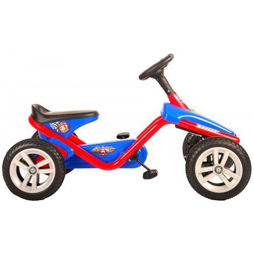 Paw Patrol Go Kart - Mini - Rouge Bleu