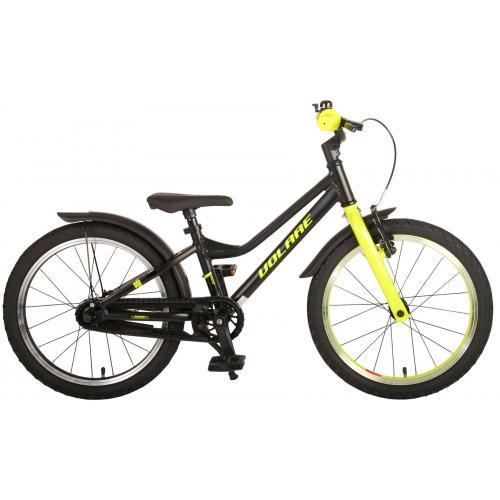 Volare Blaster Bicyclette pour enfants - Garçons - 18 pouces - Noir Vert - Prime Collection