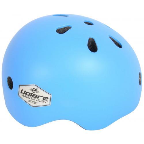 Casque de vélo Volare - Enfants - Bleu - 45-51 cm