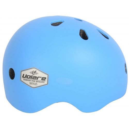 Casque de vélo Volare - Enfants - Bleu - 51-55 cm