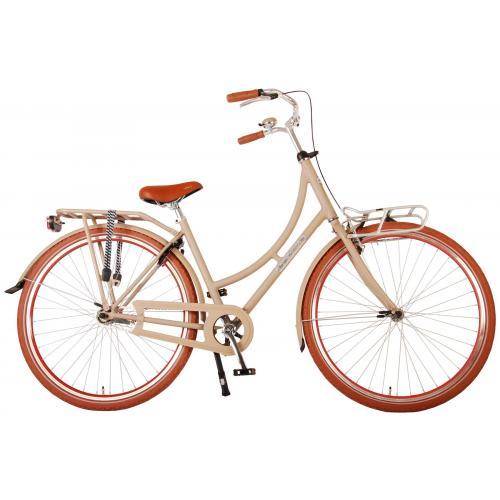 Volare Classic Oma Bicyclette pour femmes - 45 centimètres - Sable