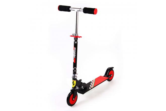 Ferrari Scooter - Enfants - Noir