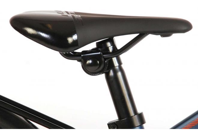 Vélo enfant Volare Cross - Garçons - 20 pouces - bleu foncé - Shimano Nexus 3 vitesses - Prime Collection