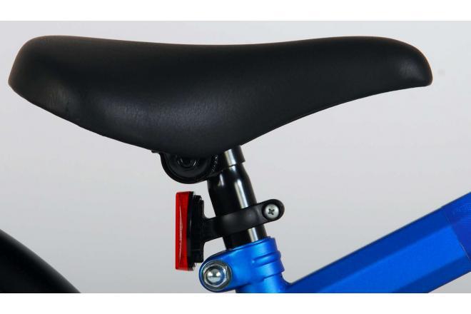 NERF Vélo pour enfants - Garçons - 20 pouces - Bleu satiné
