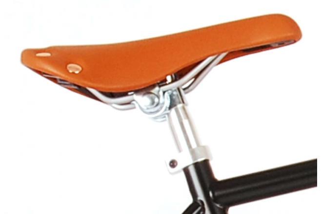 Volare Lifestyle Vélo pour homme - Homme - 28 pouces - 48 centimètres - noir satiné - Shimano Nexus 3 vitesses